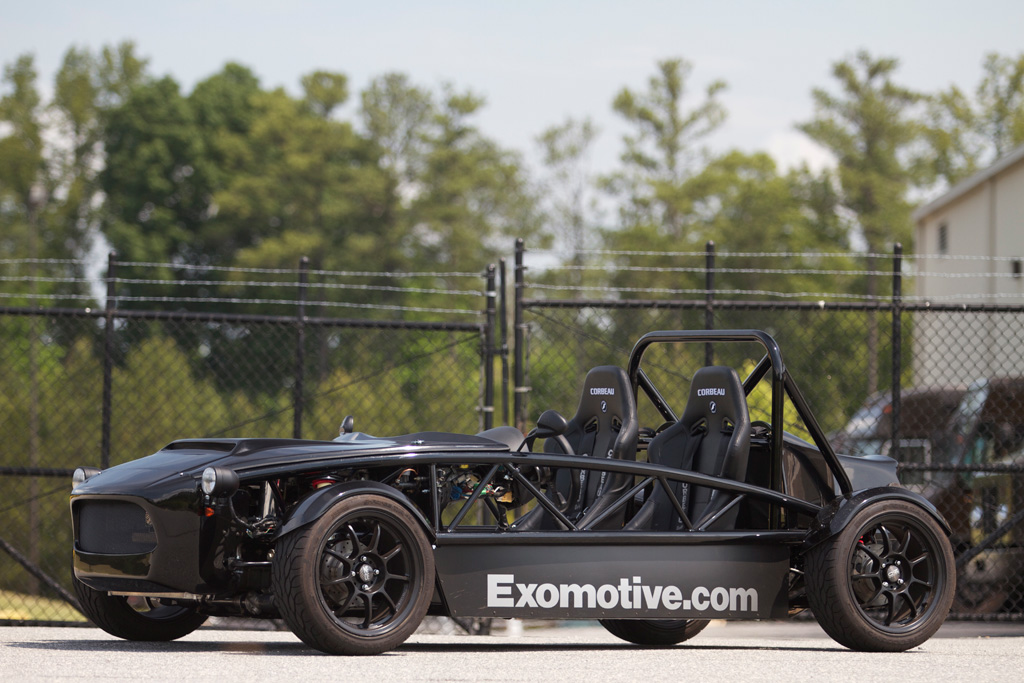 exocet from exomotive