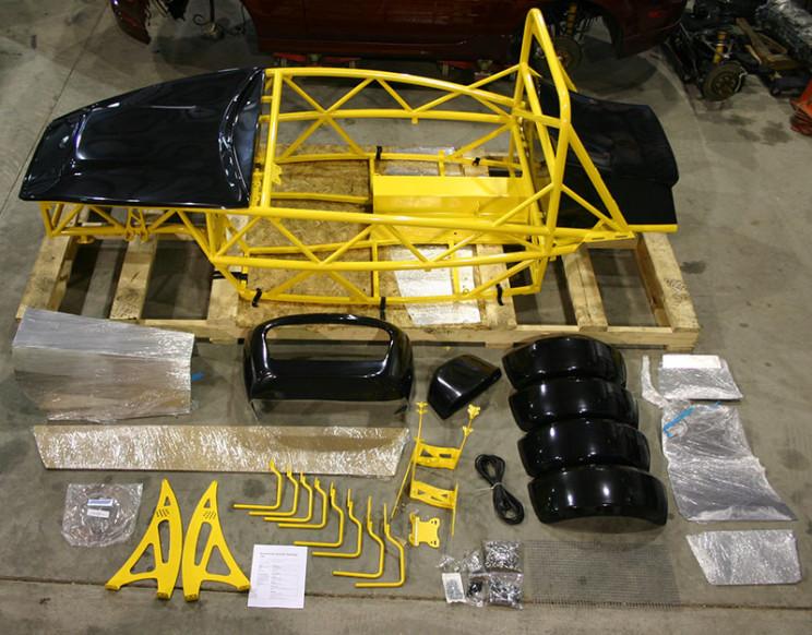 Exocet_Sport_Kit_Contents Miata Kit Car