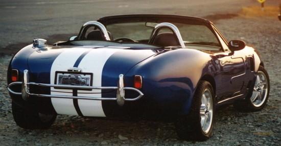 Monster Miata Cobra Kit Car Rear