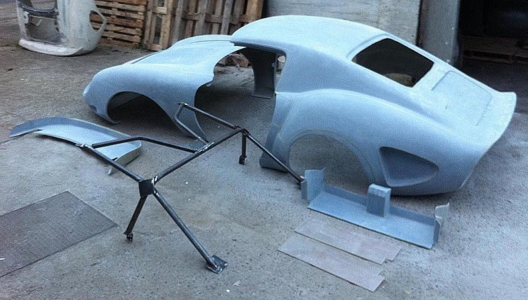 Tribute Automotive MX250 Miata Kit Car Body