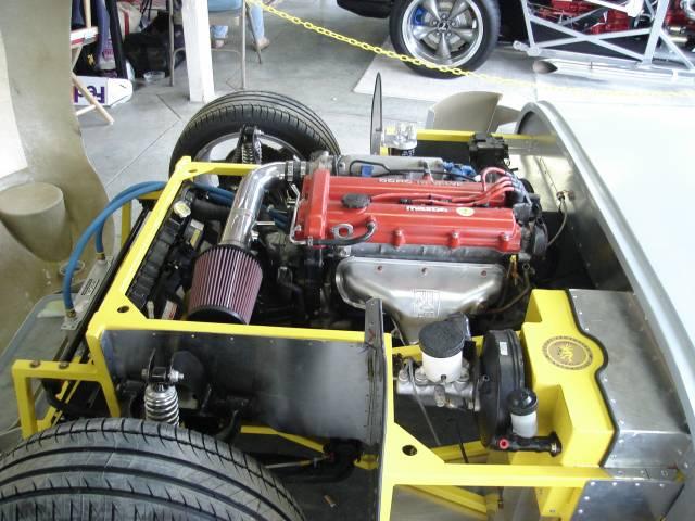 KOKOPELLI 11 Miata Kit Car Engine