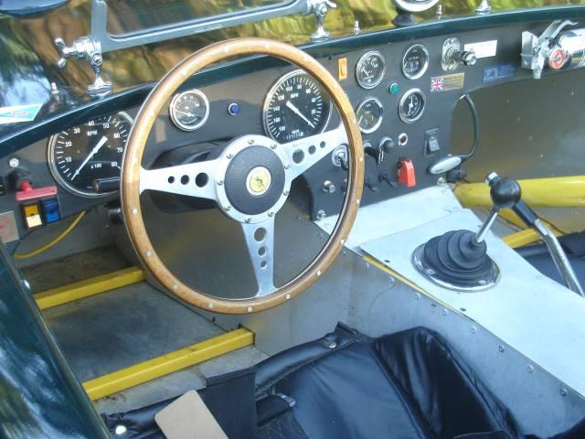 KOKOPELLI 11 Miata Kit Car Interior