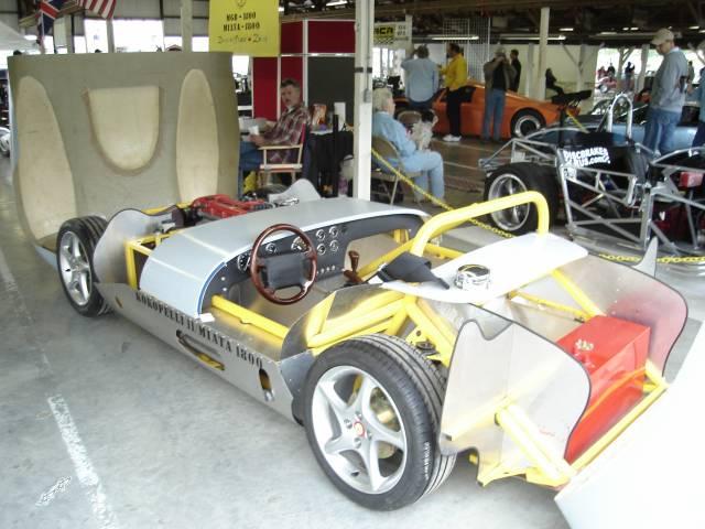 KOKOPELLI 11 Miata Kit Car Side