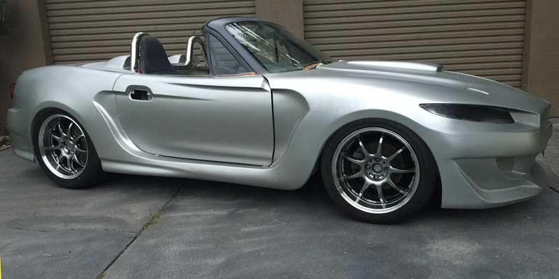 Taipan Lfx Miata Based Kit Car